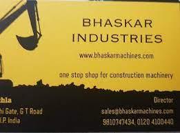 Bhaskar Construction Equipments